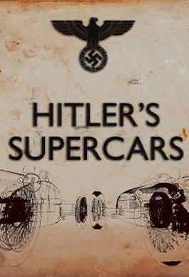 Hitler'in Süper Arabaları